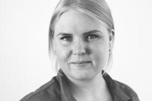 Klinikassistent Alice Vammen