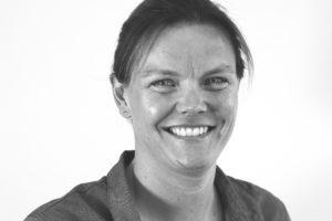 Klinikassistent Rikke Koch
